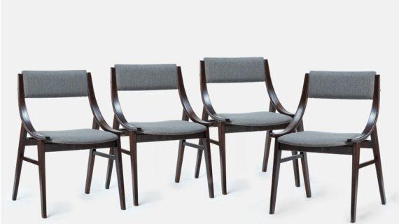 Salon w PRL. Niezawodne krzesła i stoliki